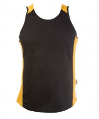 Olympikool_Mens_Singlet_Black-Gold