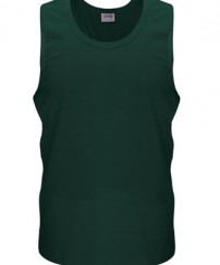 Royale_Mens_Singlet_Bottle_Green