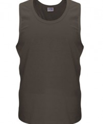 Royale_Mens_Singlet_Charcoal